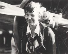 Amelia Earhart 1935