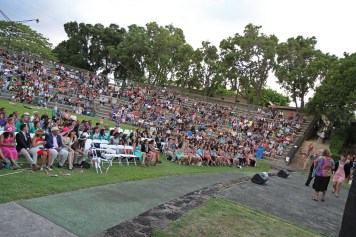 Andrews Amphitheater