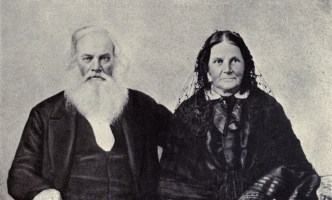 Asa Thurston and Lucy Goodale Thurston