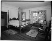 BEDROOM, UPSTAIRS, NORTHWEST CORNER LOOKING SOUTHWEST-LOC