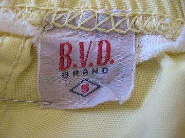 BVD-label