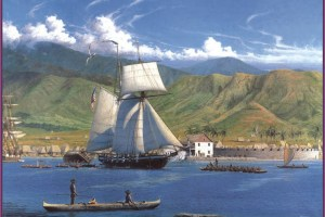 The Battle of Honolulu – 1826