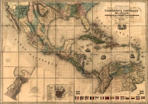 Belgium Colonization Ambitions in Central America