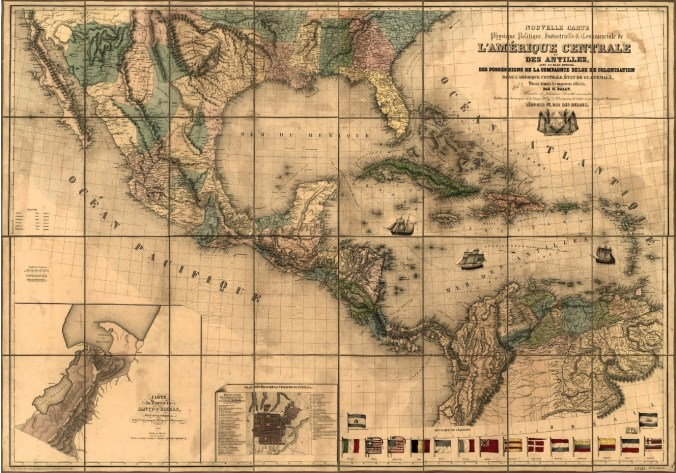 Belgium Colonization Ambitions in Central America