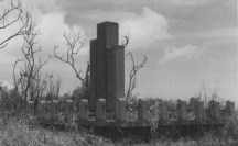 Benjamin Douglas Baldwin Monument-Eleele