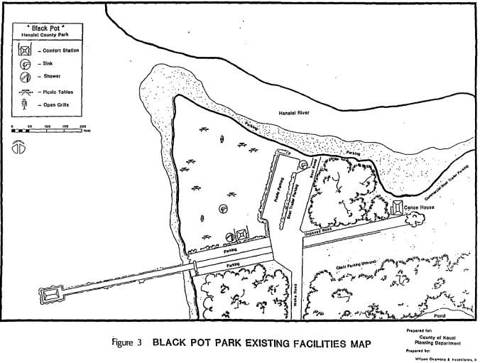 Black Pot Park-Facilities-map