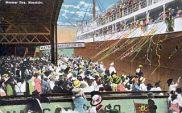 Boat Day… Honolulu – 1930s