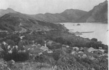 Bonin Islands-the Harbor