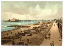 Brighton Beach-UK-the-Pier-LOC-1890