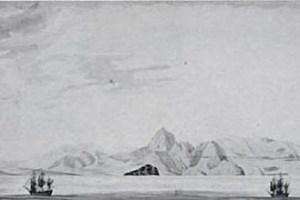 Captain James Cook – Arrival in Waimea, Kauaʻi