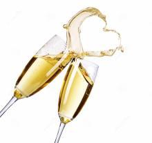 Champagne-heart