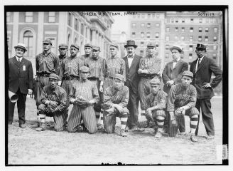 Chinese American baseball team from Hawaii-LOC