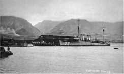 Claudine Wharf, Maui, Hawaii. Photo form the collection of the Vallejo Naval and Historical Museum-undated