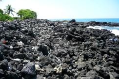 Coastal frontage at Keohonahihi (Andy Bohlander)