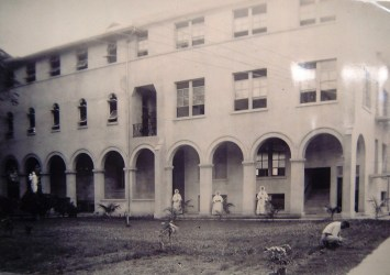 Congregation of the Sacred Hearts of Jesus and Mary School and Convent-FortStreet