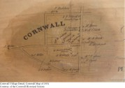 Cornwall Map-1854
