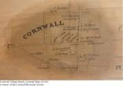 Cornwall Map-1854