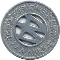 Dairymen's Association, coin