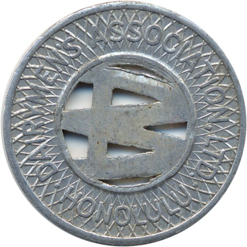 Dairymen's Association coin