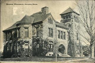 Damon Memorial Holden, MA