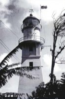 Diamond Head Light, Oahu Island -1960
