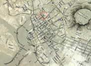 Downtown and Vicinity-Map-Over_GoogleEarth-1887-portion-noting_Kaumakapili_Church
