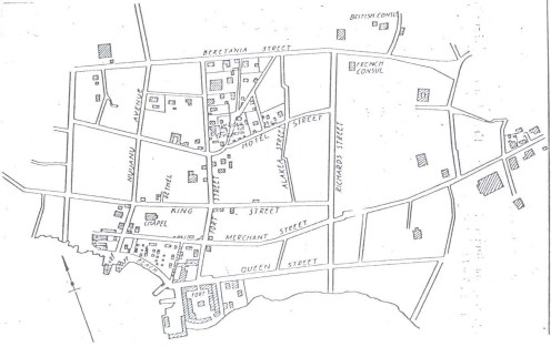 Downtown and Vicinity-Street_Names-Map-1843