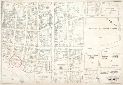Downtown_Honolulu-Building_ownership_noted-Map-1950