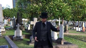 Dr John Mott-Smith (portrayed by Adam LeFebvre)