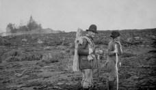 Dr. Thomas Jaggar and wife, Isabel Maydwell – 1917