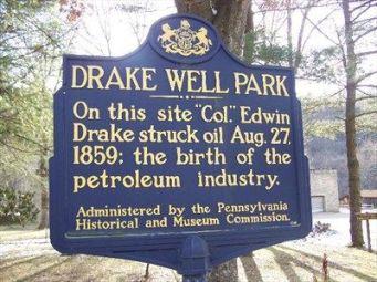 Drake_Well-Park-sign