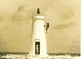'Earhart Light' on Howland Island-1939