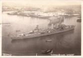 Emden-Light_Cruiser_Emden-in Honolulu Harbor-1936