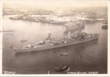 Emden-Light_Cruiser_Emden-in Honolulu Harbor-1936