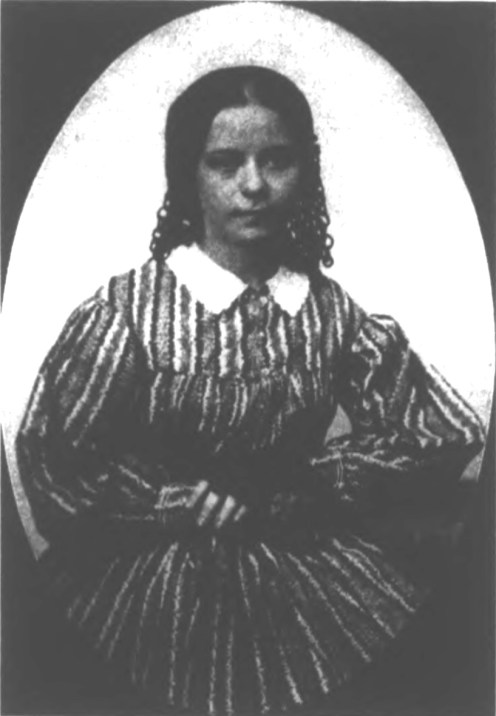Emily Alexander Whitney (Baldwin)-14 year old student at Punahou-The Friend