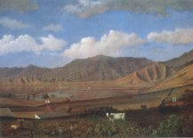 Enoch_Wood_Perry,_Jr._-_'Kualoa_Ranch,_Oahu',_oil_on_canvas,_c._1864-5