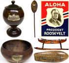 FDR in Hawaii-Memorabilia