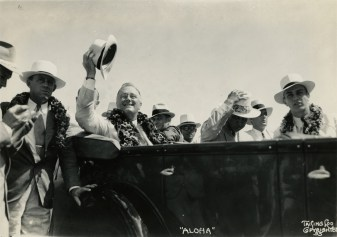 FDR in Hawaii