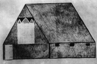 First Kawaiahao Church Building-TheFriend-Oct 1925-400