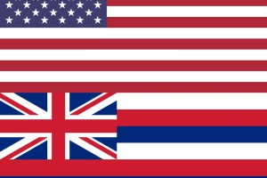 Hawaiian Flags