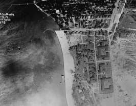 Fort DeRussy is nearly complete - area north (right) is still generally undeveloped-Battery Dudley in lower center-CoastDefenseJourna)-1919