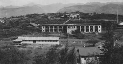 Fort Ruger, Kaimuki, Oahu-Wilhelmina Rise in background-(HSA)-PPWD-11-7-023-1914