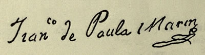 Francisco_de_Paula_Marin-signature