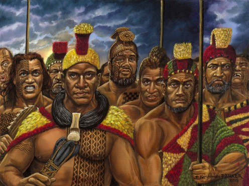 Gathering of Chiefs-Brook Parker