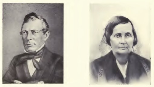 Gerrit and Laura Judd