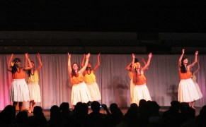 Gonzaga University-Hawaii Pacific Islanders Club-Luau