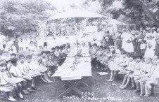 Graduation Castle Memorial Kindergarten-Castle-1905