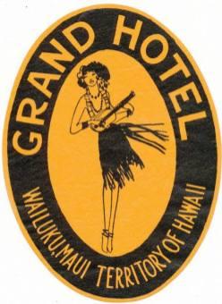 Grand Hotel-Wailuku