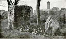 Grave of Samuel Armstrong-Peabody