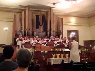 Haili Choir-2011
